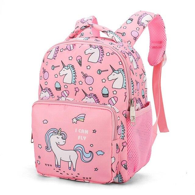 Tas Ransel Sekolah Unicorn  4