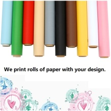 Tissue-Paper Coiling/rope-Wrapping Custom for Party-Favor Business-Usage