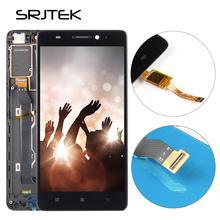 Дешевые Srjtek 100% тестирование для LENOVO A7000 Дисплей 1280*720 для LENOVO A7000 ЖК-дисплей Дисплей Сенсорный экран планшета Запчасти для авто