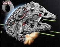 L модели совместимы с Lego l05033 5265 шт. тысячелетия Модели Building Наборы Конструкторы Игрушечные лошадки хобби для Обувь для мальчиков Обувь для д