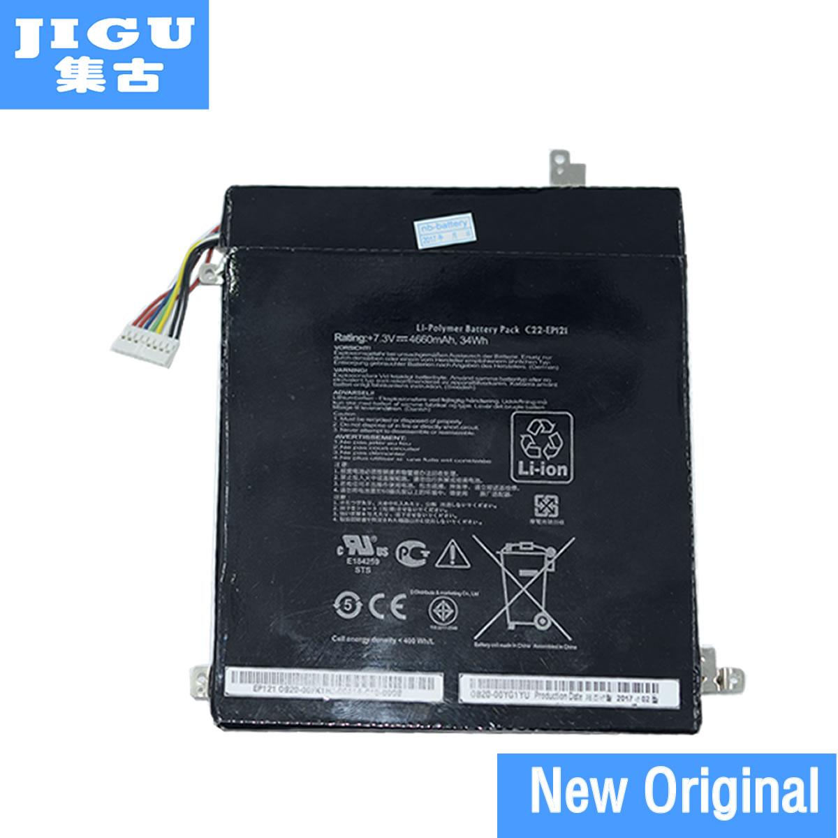 JIGU Batterie D'origine C22-EP121 Pour ASUS Pour Eee Pad B121 Tablet PC Série Ardoise EP121