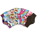 "11"" Regular Bamboo Charcoal Cloth Menstrual Pad Female Mamas Sanitary Pad Breathable Feminine Reusable Washable Sanitary Napkin"