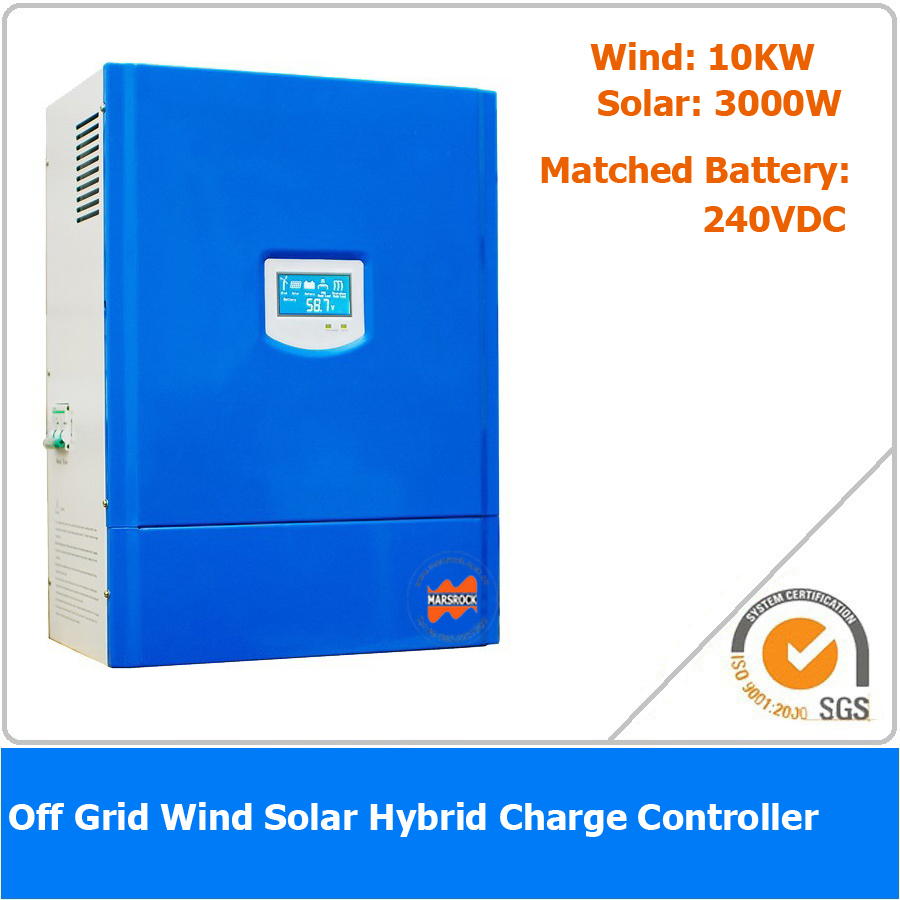 13KW 240VDC Off Grid Wind Solar Hybrid Charge Controller, 10KW Wind Power, 3KW Solar Power панель декоративная awenta pet100 д вентилятора kw сатин