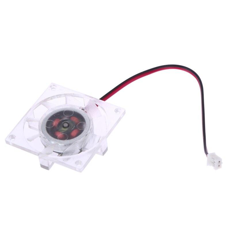 40x40mm Quadratische Grafik Vga Video Karte Cpu Kühlkörper Kühler Lüfter Auspuff Haushaltsgeräte Kleine Klimaanlage Geräte