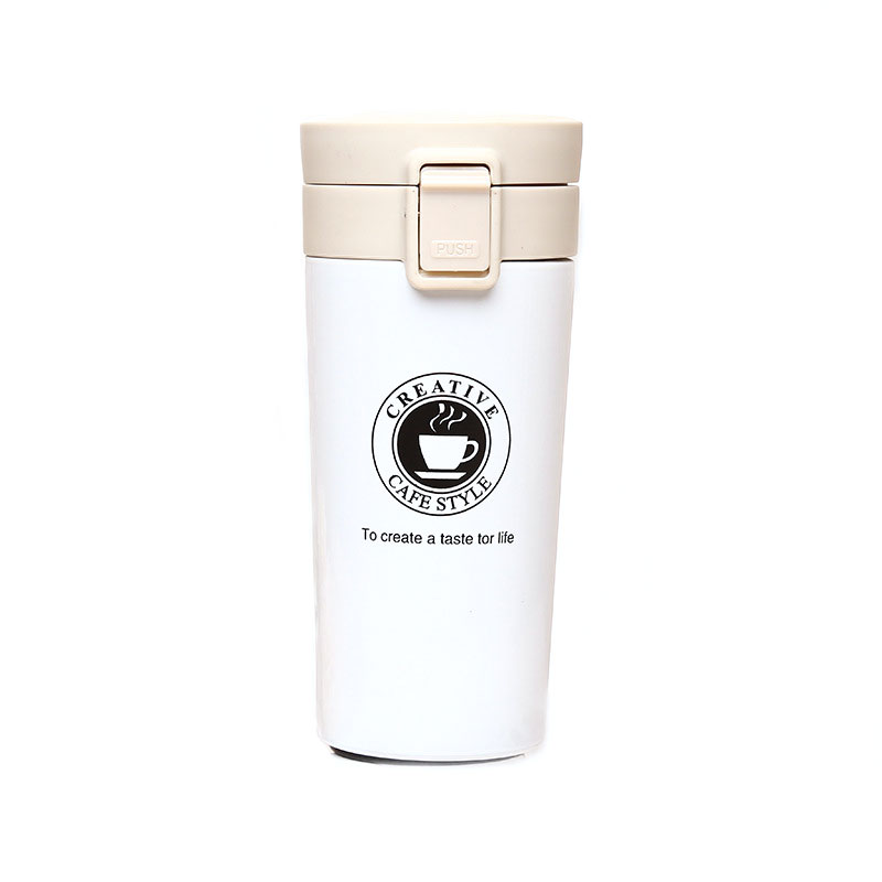 380ML Mini coffee cup Thermo mug Thermos for tea Portable vacuum flasks thermoses Stainless steel thermal bottle car thermocup