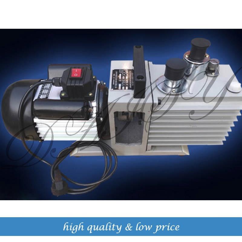 (Новый) Лучшая цена топ-класса вакуумный насос 2 этап напряжение 220 В 50 Гц 2XZ-0.5