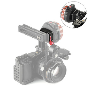 Image 4 - SmallRig Quick Release Mounting Clamp for Tilta Nucleus Nano Hand Wheel Controller Clamp Plate With Threading Holes  2323