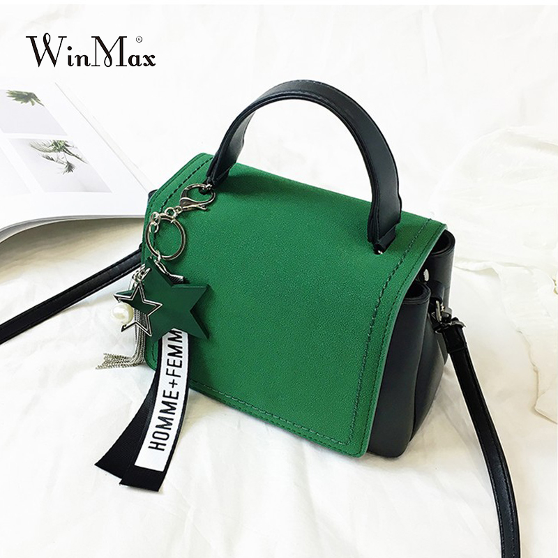 Winmax 2017 Luxury Brand Women's bag Scrub pu Leather Shoulder Bags Female Fashion beading Top Handle bags Ladies messenger Bag 2017 luxury winmax women handbag scrub pu leather shoulder bags female fashion beading top handle tote bags ladies messenger bag