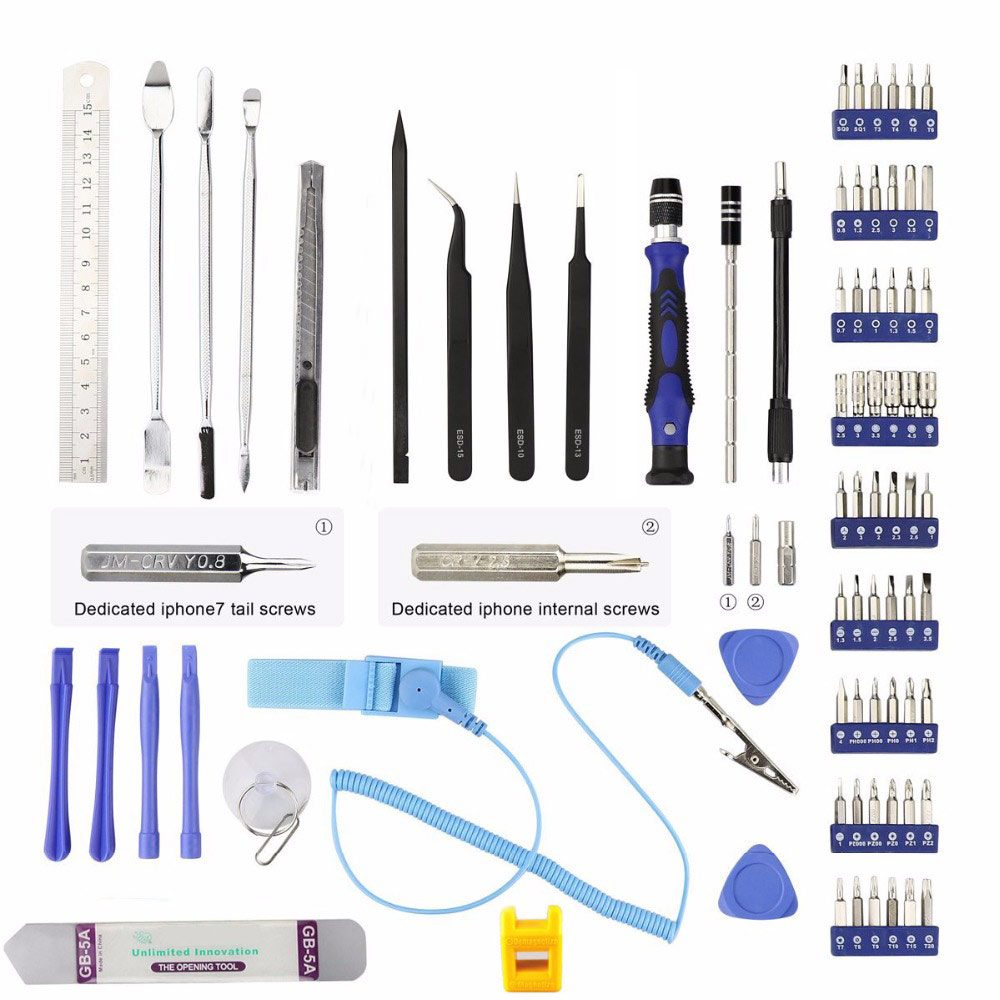 Driver Bits 1 57 Precision PC Kits Screwdriver Set IPad In Camera Tool Laptops Kit IPhone For Magnetic 82 Wilder With Repair