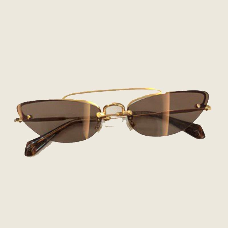 Sommer Sonnenbrille Markendesigner Sunglasses mode Uv400 Fashion Sunglasses Vintage no2 sonnenbrille Sunglasses Weibliche New Frauen 2018 no5 No1 no3 Sunglasses Sunglasses Brillen no4 Schutz Katzenaugen xfIqyzO