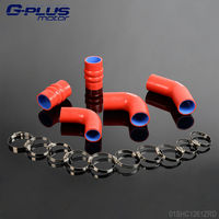 Silicone Turbo Intercooler Pipe Hose For Ford Focus 1 8 TDDi MK1 Individual BK