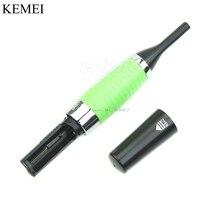 Kemei y122-nose уха лица личные шеи бровей волос триммер светодиодные фонари бритвы clipper очиститель здоровье care-b118