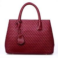 Роскошная женская сумка известного дизайнера натуральная кожа женские сумки из натуральной кожи с кроличьим мехом строка Ведро Сумка Элег
