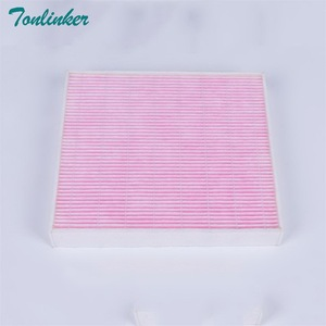 Image 3 - Tonlinker Cabin Air Filter 1Pcs For Chevrolet Cruze Cavalier Malibu XL/Buick Envision 2014 2017 2018 Efficient filtration PM2.5