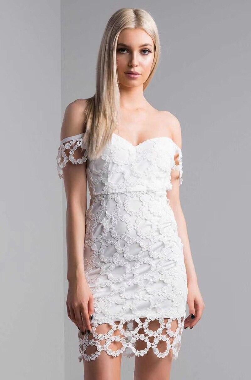 hohe qualität frauen sexy sommer kleid rayon spitze weiß dicken verband  2018 elegante damen mini party kleid
