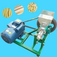 Multifuncional máquinas de Milho arroz Tufado extrusora de Alimentos Lanches Extrusora de Alimentos/máquina extrusora de milho lanche puff 380 v