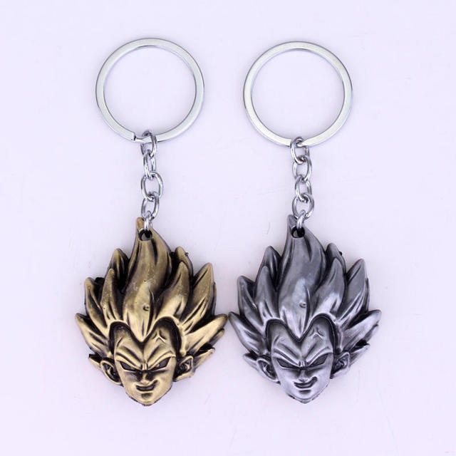 Various Dragon Ball KeyChain (12 models)