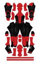 Made untuk Kostum Spider-Man