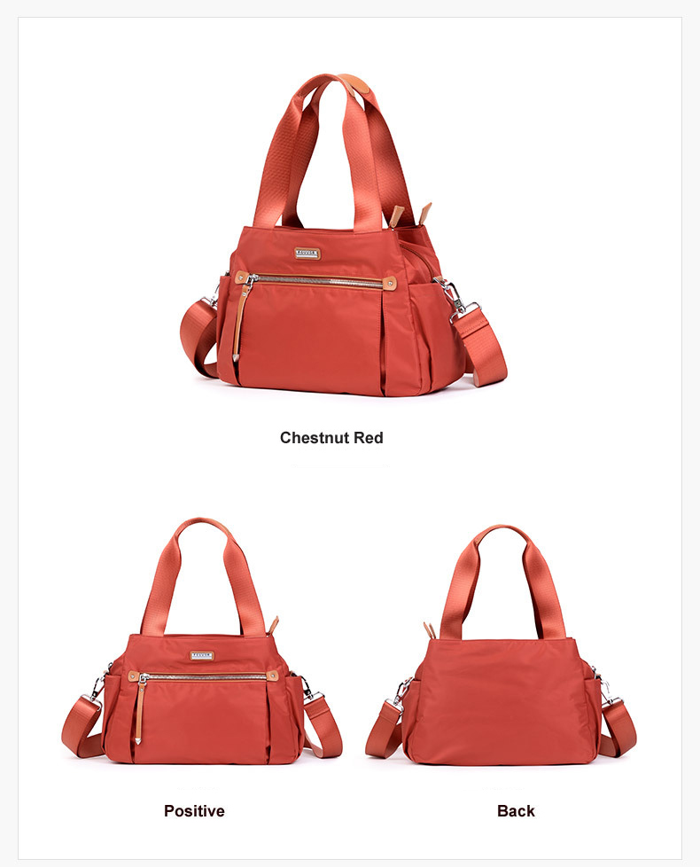 tote oxford bolsas moda grande capacidade mensageiro