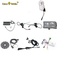 Water Proof Electric Wire Electric Bike Conversion Kit Without Battery And Charger