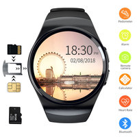 LOKMAT Sport Smart watch Android Phone Pedometer Support SIM Card MTK2502 Digital Smart-watch For iphone 1