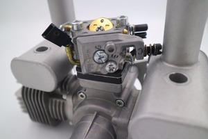 Image 4 - RCGF 40cc TS Dual Cylinder Petrol/Gasoline Engine for RC Airplane