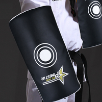 Muay Thai Kickboxing Pads Professional Grade Kick Pads For Improving Speed Accuracy And Hitting Power Protects