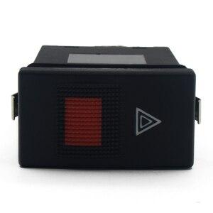 Free Shipping New For Audi A4 B5 Hazard Light Switch Dash Button 1994-1998 8D0 941 509D8D0941509D