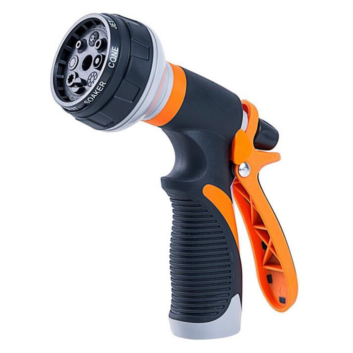 1PC Spray Lawn Watering Multi-function Car Wash High Pressure Durable Hand-held Hose Sprinkle Water Nozzle Garden Sprinkle Tools