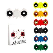 13 Colors Hand Spinner Fidget Batman Stress Cube Fidget Spinner Tri-Spinner Fidget Toy Adults Focus Anti Stress Gifts #E