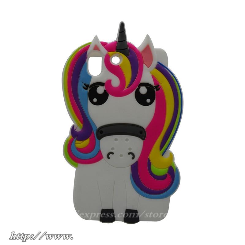 buy fashion 3d cartoon unicorn silicone. Black Bedroom Furniture Sets. Home Design Ideas