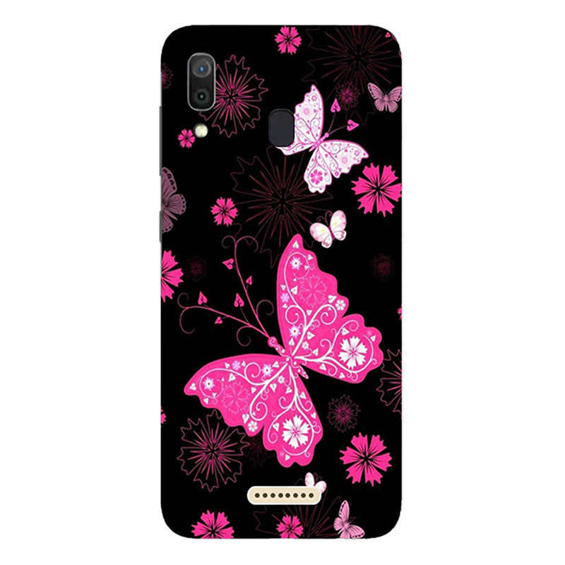 Silicone Phone Cases For Samsung Galaxy A30 Case On The For Samsung A30 A 30 2019 A305 A305F SM-A305F Cover Fundas Cat Owl Capa