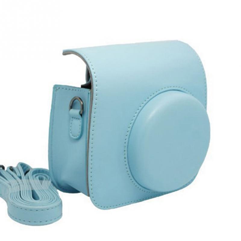 Online buy wholesale polaroid bag from china polaroid bag for Instax mini 8 housse
