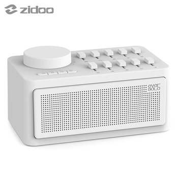 Zidoo Eversolo Sleep Aid Machine Sleep Therapy Wireless Speaker White Noise Generator  Bluetooth Sleep Sound Machine Eversolo
