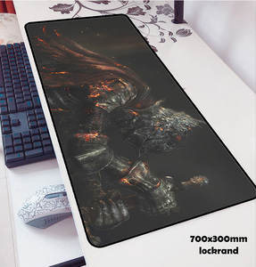 Image 3 - الظلام النفوس ماوس الوسادة 700x300x3 مللي متر لوحة الماوس نوت بوك الكمبيوتر بادماوس شعبية لوحة ماوس للألعاب إلى لوحة المفاتيح مفارش ماوس كمبيوتر