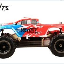 RealTS FS Racing 11803 новая версия 1/5 масштаб 30cc газовый двигатель 4WD monster truck, 2,4G радио