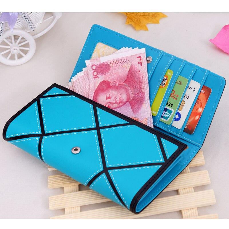 BOTUSI Naiste rahakott, 6 värvivalikut 4