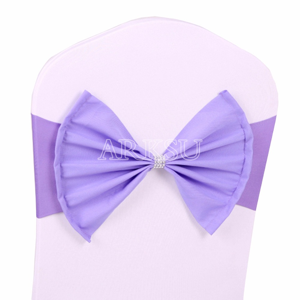gumtree wedding chair covers for sale directors chairs cover architecture home design 50 pcs lot lavendar sash tie bow acrylic in