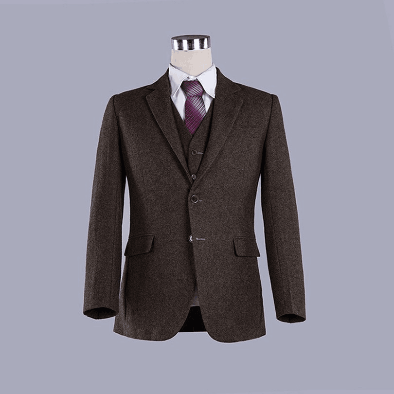 Online Get Cheap Brown Wool Suit -Aliexpress.com | Alibaba Group