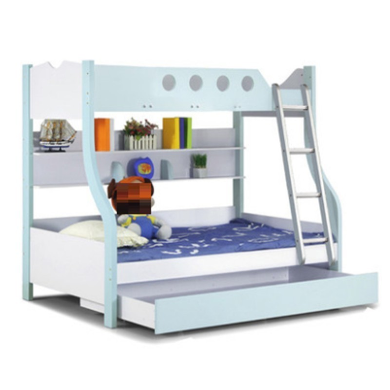 цена на Matrimoniale Frame Room Kids Literas Quarto Box Matrimonio Yatak bedroom Furniture De Dormitorio Cama Mueble Double Bunk Bed