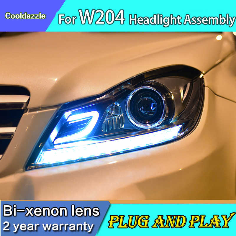 Detail Feedback Questions about AKD Car Styling Head Lamp