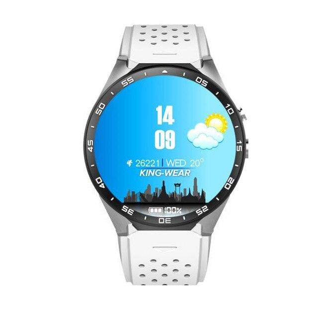 47de5559d20 2017 Android 5.1 Inteligente Watch Phone 4 MTK6580 quad core 1.3 ghz ROM gb  + RAM Relógio Inteligente Mãos Livres Esporte rastreador de fitness Pulso