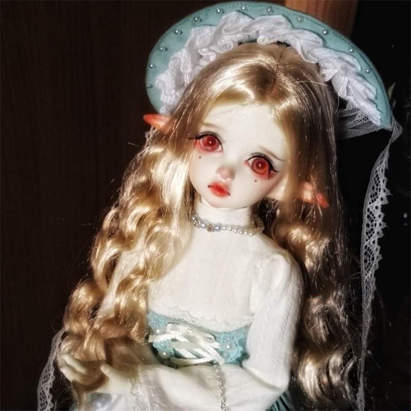 DIM Flowen doll bjd resin figures luts ai yosd kit doll not for sales bb fairyland toy gift iplehouse lati fl