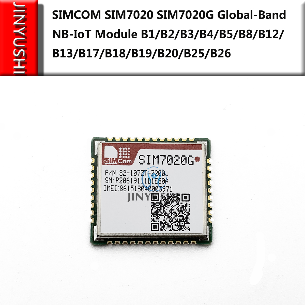 SIMCOM SIM7020G SIM7020 Global-Band SIMCOM NB-IoT Module Of SIM7020E SIM7020C Compatible With SIM800C