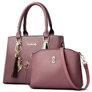 Image 2 - Bolso de mujer a la moda para primavera y otoño, bolso cruzado de hombro para mujer, sencillo y versátil, C41 67