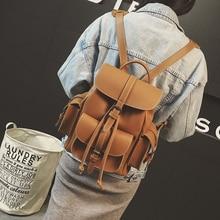 Бесплатная доставка новая мода марка женщины рюкзак женская школа сумка женская сумка большая емкость 100% в натуральном съемки