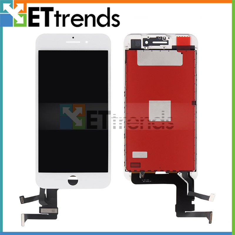 2PCS/LOT OEM New LCD For iPhone 7 Plus LCD Screen Complete LCD Display Assembly Free DHL Shipping