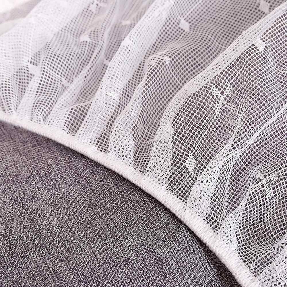 Nourrissons bébé poussette moustiquaire maille sûre Buggy berceau filet panier moustiquaire poussette couverture complète filet