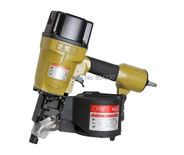 Coil nailer CN90 coil nail guns high quality, industrial coil nailer ...