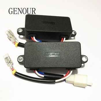 LIHUA 2KW AVR For Gasoline Generator  LIHUA AVR AUTO Voltage Regulator spare parts